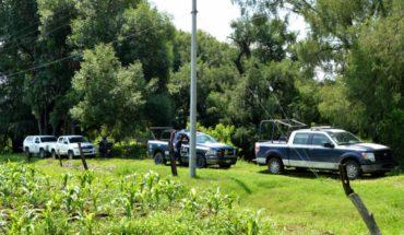 Localizan cadáver en descomposición fue localizado en la comunidad de Atapaneo