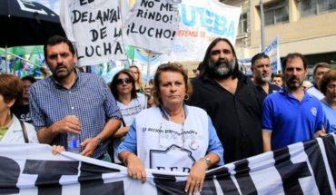 Los docentes vuelven a parar después de más de dos meses sin convocatoria