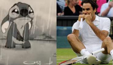 Los memes tras la eliminación de Roger Federer en Wimbledon
