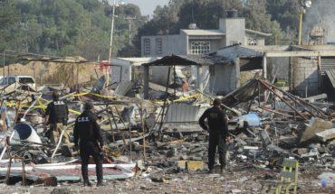 Los municipios del Edomex con tragedias por pirotecnia
