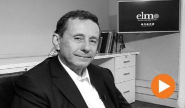 """Los planes de José De Gregorio para la FEN: """"Aquí se puede hacer algo importante"""""""