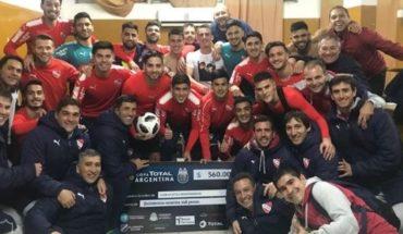 Los récords que rompió Independiente tras golear a Central Ballester en la Copa Argentina