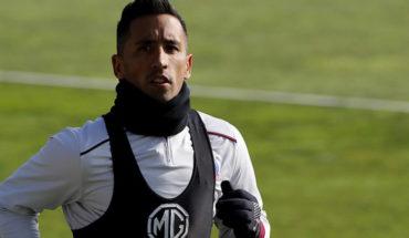 Lucas Barrios aún no está habilitado para jugar en Colo Colo