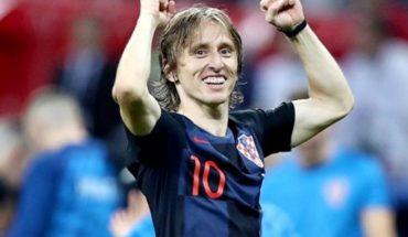 """Luka Modric: """"He pasado por muchas cosas duras en mi vida, lo más importante es no rendirse"""""""