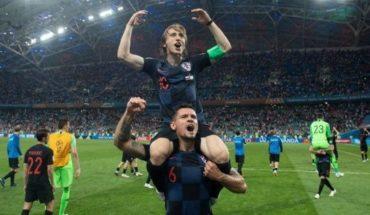 Luka Modric, de una infancia entre bombas a disputar la Final del Mundial