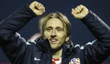 Luka Modric responde emotiva carta a niña de 5 años con cáncer