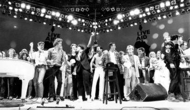 "#Música24/7 Las 10 presentaciones legendarias de ""Live Aid"""