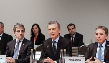 Macri agradeció en el G20 el apoyo internacional ante la crisis económica