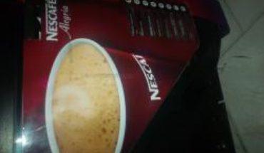 Maquina De Nescafe Alegria, 100% Operativa, Maquina Nescafe alegría En muy buen estado, 100%  -··▶  _ #Venezuela...