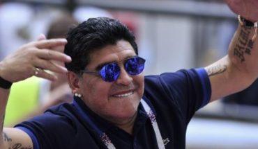 Maradona se disculpó con la FIFA