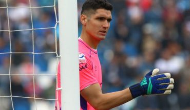 """Matías Dituro y duelo con Palestino: """"Será complicado, tienen buenos jugadores"""""""