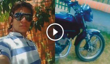 Matan a joven para robarle su motocicleta en Villa Hayes (Vídeo)  Asesinan a joven trabajador en #paraguay  ...