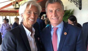 Mauricio Macri recibe a Christine Lagarde tras el acuerdo con el FMI