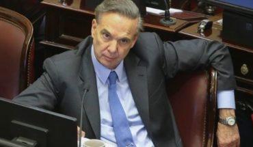 """Miguel Ángel Pichetto dijo que la sociedad será """"un poquito más justa"""" con el aborto legal"""
