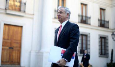 """Ministro de Hacienda por conflicto comercial entre EE.UU y China : """"Chile está en buenas condiciones para resistirlo"""""""