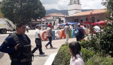 Municipio de Paracho sin seguridad pública a unos días de la Feria Internacional de la Guitarra