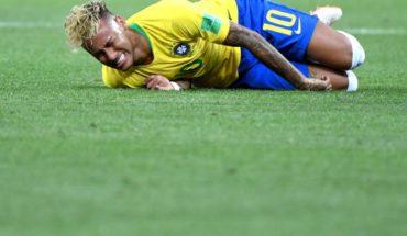 Neymar se tomó con humor las burlas por las exageraciones en el Mundial