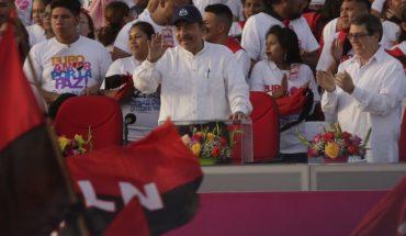 Nicaragua cumplió 39 años de revolución en medio de crisis