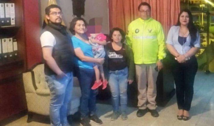 #Noticias #Ecuador  María José Ponce y Sofía fueron encontradas en Piura   ...