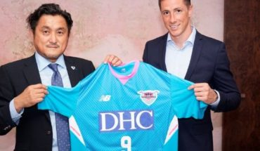 OFICIAL: Fernando Torres jugará en el Sagan Tosu de Japón