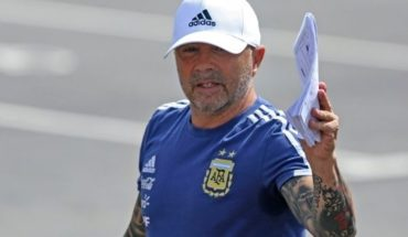 OFICIAL: Jorge Sampaoli dejó de ser el técnico de la Selección Argentina