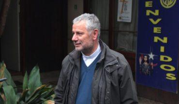 """Obispo Galo Fernández dijo que se sintió """"profundamente engañado"""" por ex canciller del arzobispado acusado de abuso"""