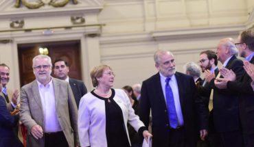 """Oposición defiende eventual visita de Bachelet a Lula como un """"Gesto de humanidad"""""""