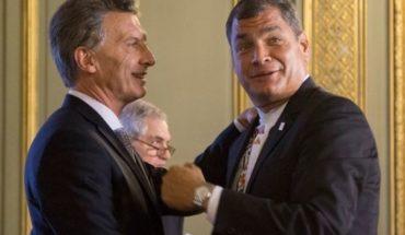 Ordenan detener a Rafael Correa, ex presidente de Ecuador