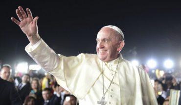 Papa Francisco sí participará en consulta sobre amnistía