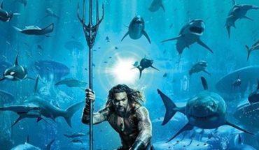 """Para fanáticos de DC: se estrenó el trailer de """"Aquaman"""""""