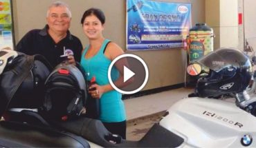 Paraguayos mueren atropellados por un camión en Argentina (Vídeo)  Fallecen propietarios de reconocida #paraguay  ...