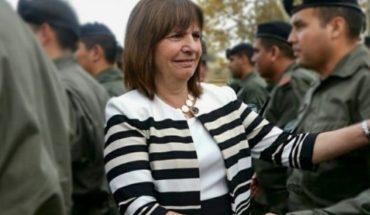 """Patricia Bullrich: """"No va a haber ningún militar en la calle"""""""