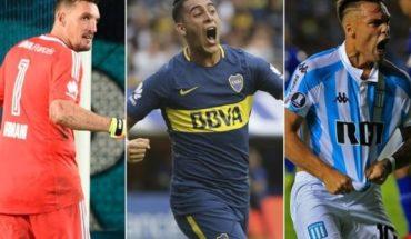 Pavón, Lautaro Martínez y Armani, grandes ganadores de los Premios de la Superliga