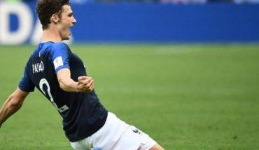 Pavard, sorpresa de Francia en el Mundial, cerca de Bayern Munich