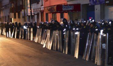 Periodistas acusan agresiones de policías de la CDMX