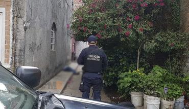 Persiguen y asesinan a motociclista en la colonia El Porvenir en Zamora, Michoacán