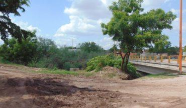 Piden bordo a orillas del arroyo El Zopilote