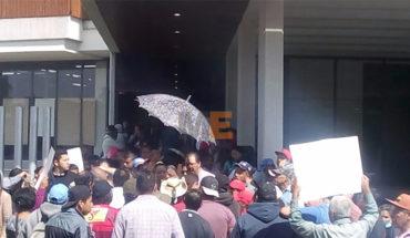 Pobladores de Tarímbaro exigen la liberación de Juan Granados