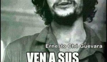 Por eso para Nuestra #Cuba Digna no hay enemigos gigantes porque jamás nos arrodillamos y somos y seremos pre #CubaSocia...