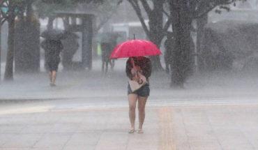 Posibles tormentas en Veracruz y Oaxaca, debido al paso de la muy activa onda tropical no. 12
