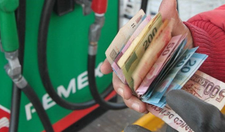 Precio de las gasolinas para este lunes en Michoacán