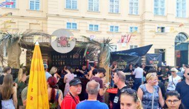 Presencia del ron de #Cuba #HavanaClub en #Viena. Un producto cubano de excelencia, posicionado en el mercado internacio...