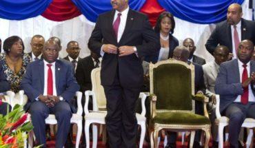 Presidente de Haití en consultas para buscar primer ministro