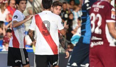 Primer amistoso adentro: River derrotó a Saprissa por 1 a 0 en Orlando