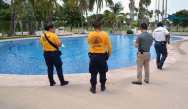 Protección Civil inicia operativo de seguridad en las albercas