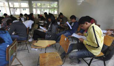 Publican en línea resultados del examen de Comipems para bachillerato