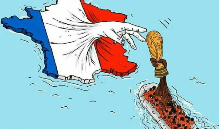 Que sirva la lección para el resto del mundo, migrar en NO es un delito,es u DERECHO. #Venezuela #México #Argentina #Per...