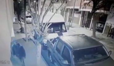 Quedó filmado cortándole los frenos del auto a su ex pareja