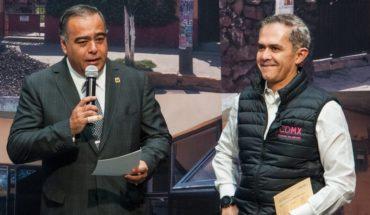 Raymundo Collins, nuevo titular de la SSP CDMX