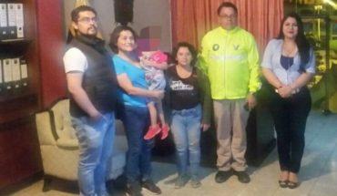 Recuperan a María José Ponce y su hija en #Perú. Fiscalía tomará la versión de la madre para esclarecer su desaparición....